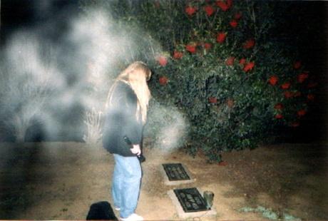 Spirit Entering a Person