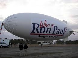 The Ron Paul Blimp