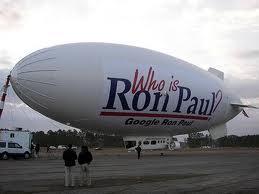 The Ron Paul Blimp