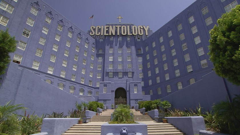 Dangerous Cult Scientology Church