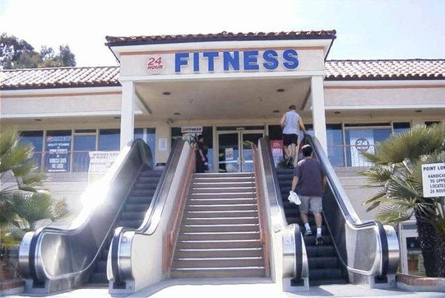 Fitness - only in America