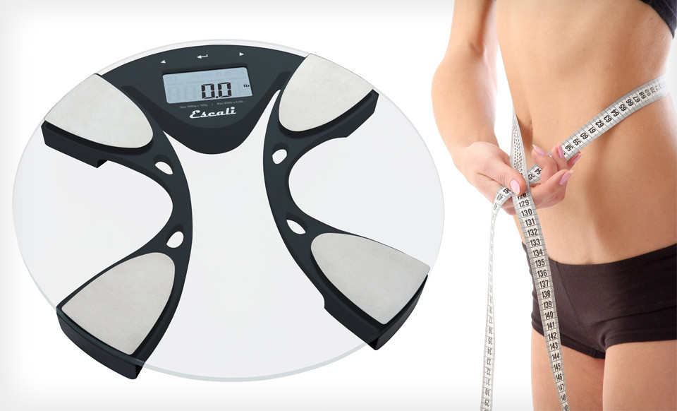 Escali Body-Composition Scale – Groupon Online Deal