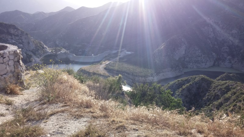 Big Tujunga Reservoir 2016-04-28 18.11.07